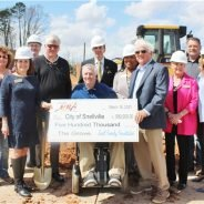 City of Snellville Breaks Ground on The Grove at Towne Center